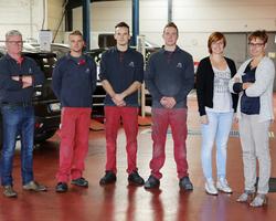 Garage - Carrosserie Christiaens P bvba - Leerbeek - Ons Team
